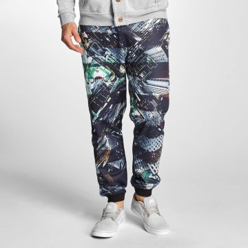 Just Rhyse joggingbroek Santa Cruz zwart