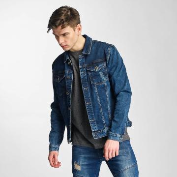 Just Rhyse Lightweight Jacket Freshwater blue