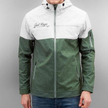 Just Rhyse Lightweight Jacket Melange green