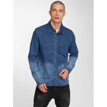 Just Rhyse overhemd Suyo blauw