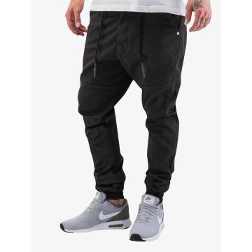 Just Rhyse Pantalon chino Börge noir