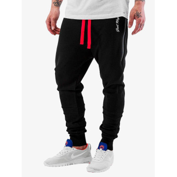 Just Rhyse Pantalón deportivo Big Pocket Tech negro