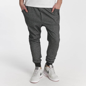 Just Rhyse Pantalone ginnico Mountain grigio