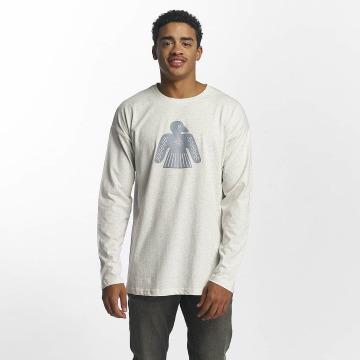 Just Rhyse Pitkähihaiset paidat Angoon valkoinen
