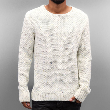 Just Rhyse Pullover Soft Knit weiß