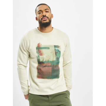 Just Rhyse Pullover  Ayabaca Crew Neck White...