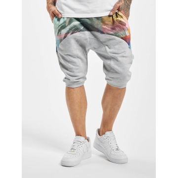 Just Rhyse Short Sorapa gray