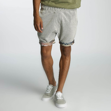 Just Rhyse shorts Corcoran grijs