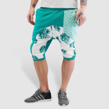 Just Rhyse Shorts Palms grün