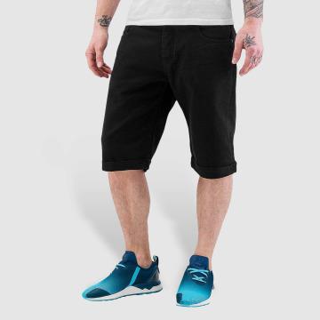 Just Rhyse shorts Blank zwart