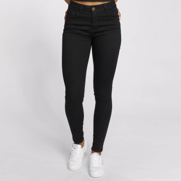 Just Rhyse Skinny Jeans Buttercup black