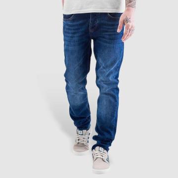 Just Rhyse Skinny Jeans Slimfit blau
