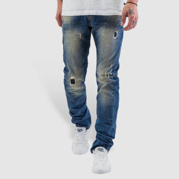Just Rhyse Skinny jeans Shion blauw