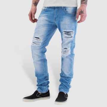 Just Rhyse Skinny Jeans Star blue