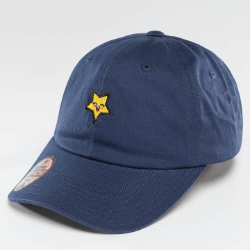 Just Rhyse Snapback Cap Star blue