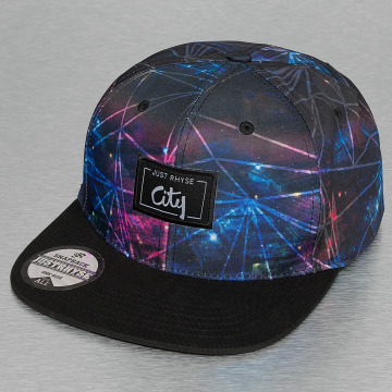 Just Rhyse Snapback Cap City Lines colored