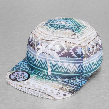 Just Rhyse Snapback Cap Big Lagoon colored