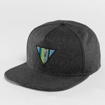 Just Rhyse Snapback Cap Eyecatcher gray