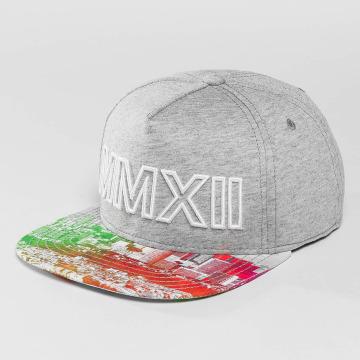 Just Rhyse snapback cap MMXII grijs