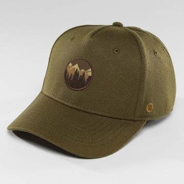 Just Rhyse snapback cap Paxson Starter groen