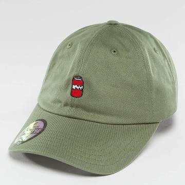 Just Rhyse Snapback Cap Can verde