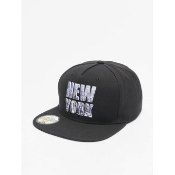 Just Rhyse snapback cap New York Style zwart