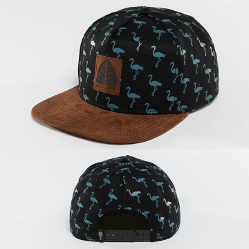 Just Rhyse snapback cap Fontana zwart