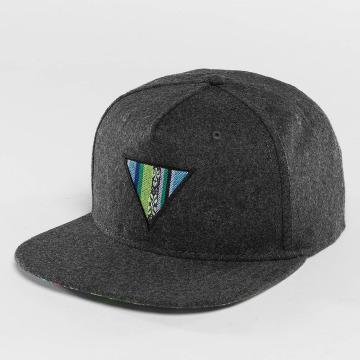 Just Rhyse Snapback Caps Eyecatcher grå