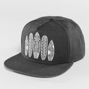 Just Rhyse Snapback Caps Summerland grå
