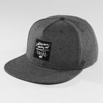 Just Rhyse Snapback Caps Whittier Starter Cap grå