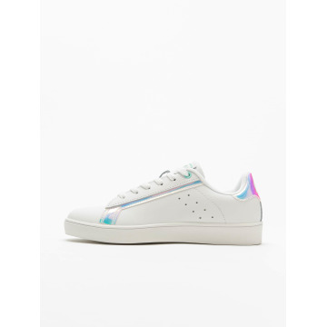 Just Rhyse Sneaker Reflection bianco
