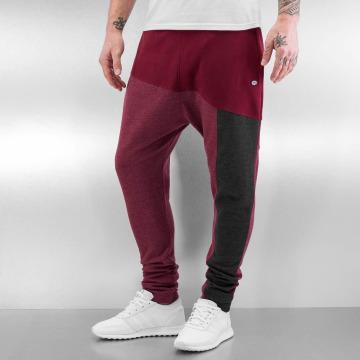 Just Rhyse Spodnie do joggingu Mantua czerwony