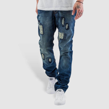 Just Rhyse Straight Fit Jeans Sunny blau