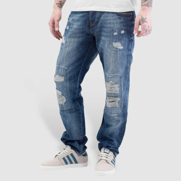 Just Rhyse Straight fit jeans Joona blauw