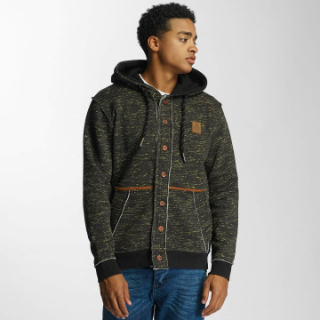 Just Rhyse Strickjacke Petaluma schwarz