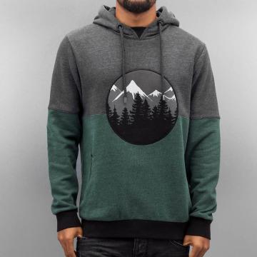Just Rhyse Sweat capuche Mountain vert