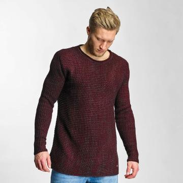 Just Rhyse Swetry Soft Knit czerwony