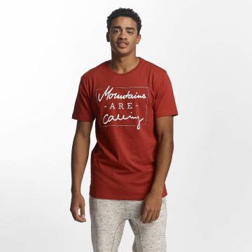 Just Rhyse T-paidat Kasaan punainen