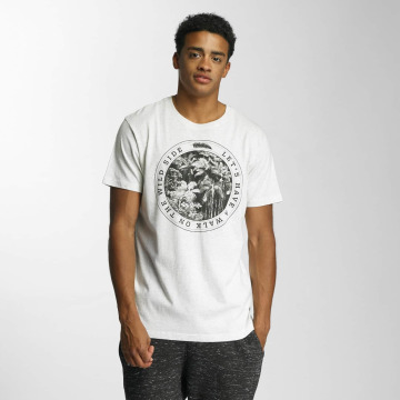 Just Rhyse T-Shirt Wilde Side blanc