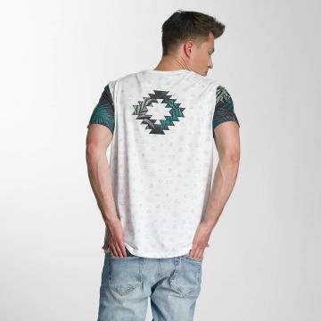 Just Rhyse T-Shirt Lake Davi's blanc
