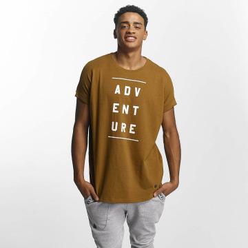 Just Rhyse T-Shirt Tenakee braun