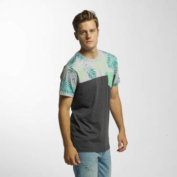 Just Rhyse T-Shirt Mc Cloud grau