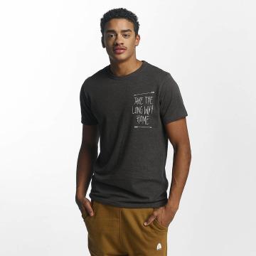 Just Rhyse T-Shirt Situk grau