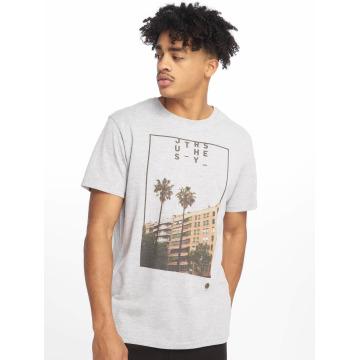 Just Rhyse T-Shirt  Paita T-Shirt Grey Melan...