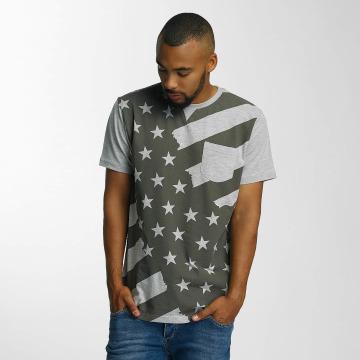Just Rhyse T-Shirt Meadow Lakes gray