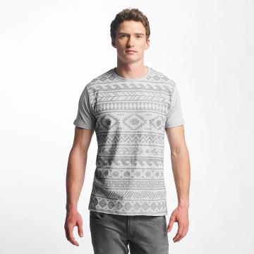 Just Rhyse T-Shirt Casmalia grey