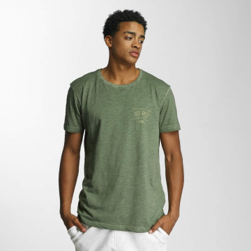 Just Rhyse t-shirt MMXII groen