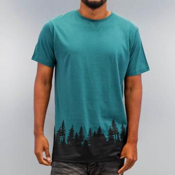 Just Rhyse T-Shirt Wood grün