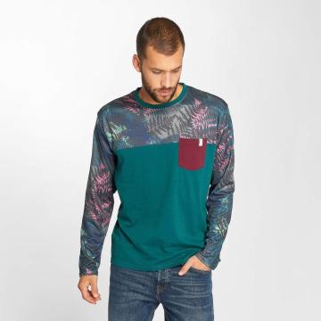 Just Rhyse T-Shirt manches longues Talara vert
