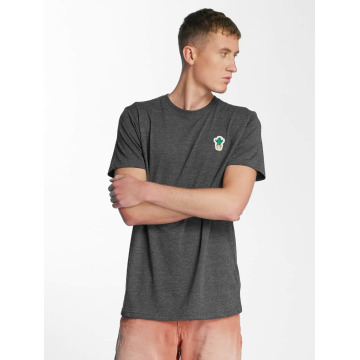 Just Rhyse t-shirt Gasquet zwart